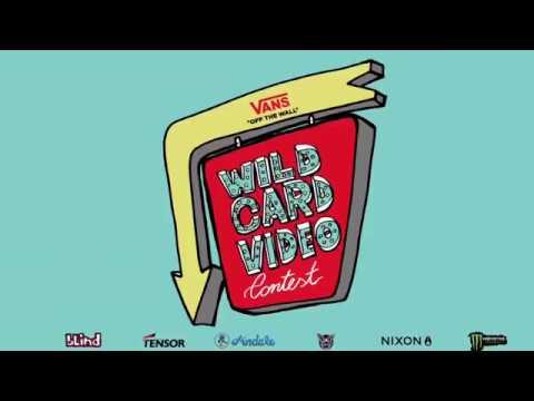 Hicham Hajji - Vans Wild Card Video Contest 2017