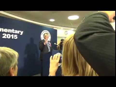 Fermanagh & South Tyrone   General Election Declaration   Sky News