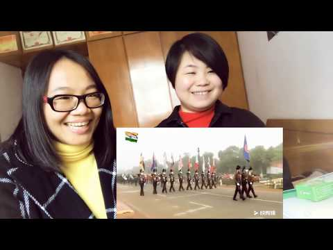 CHINESE REACT TO INDIA HELL MARCH 2018. Indian Army Republic Day Parade video(Goosebumps Guaranteed)
