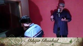 Ei Raat Tomaar Amaar | Abhijit Ghoshal