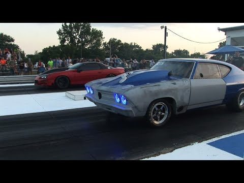 KING of the 28's - No Prep - US 36 Dragway