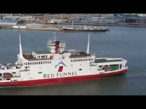 Norwegian Breakaway Departing from Southampton Cruise Terminal