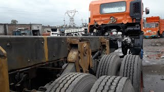 how-to-make-hino-8j-dump-truck-making-with-body