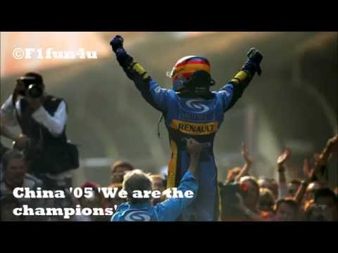 Fernando Alonso BEST team radio compilation EVER!