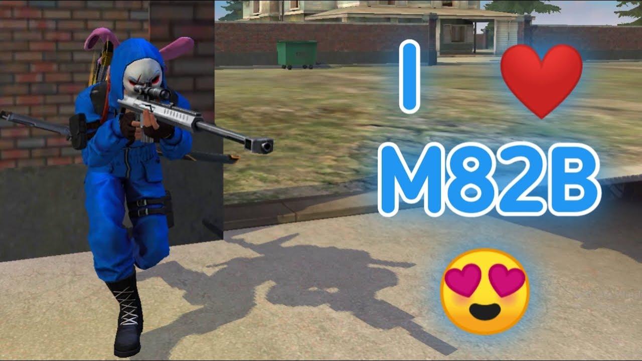 SOLO VS SQUAD    HOW TO USE M82B SNIPER 😂 !!!!