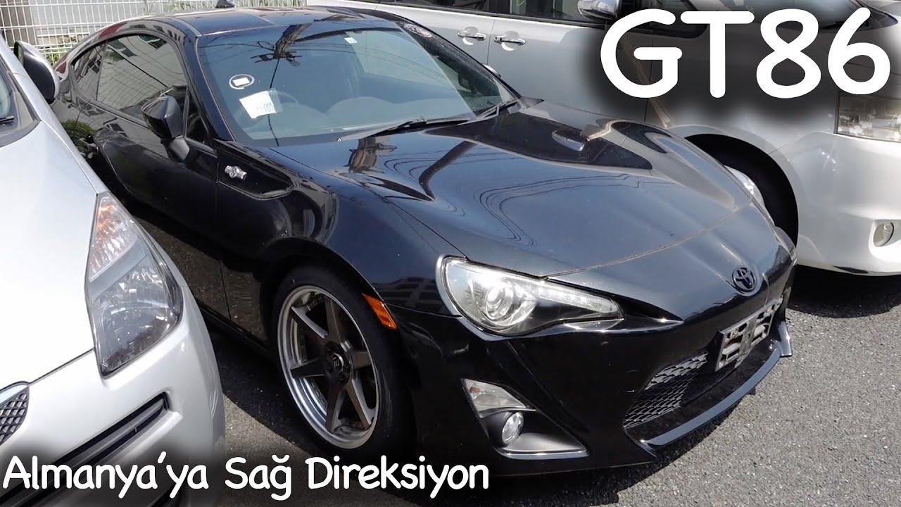 Toyota GT86, BMW X6, Active Hybrid 3, E350; Müşterilerimizin Araçları | Japonic