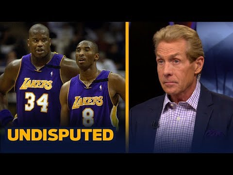 'There's validity' in Kobe saying Shaq would be GOAT if he stayed in shape — Skip | NBA | UNDISPUTED