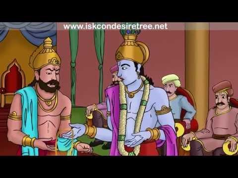 Krishna Illustrated Story - The Shyamantaka Jewel