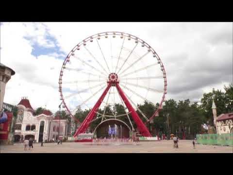 Телеканал Simon: Відкриття фонтану і концерт: що очікує на харків'ян на День міста