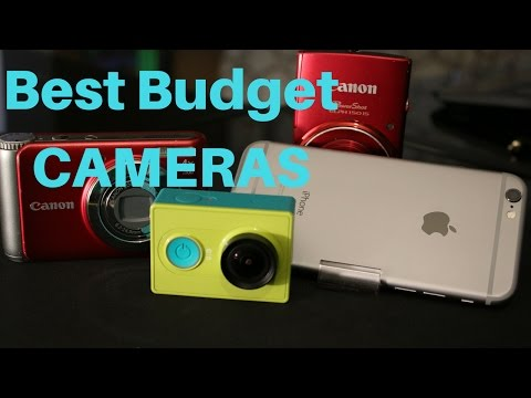Best Cheap Cameras for YouTube Videos — 4 Budget Camera Reviews 2017