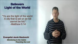 Believers -Lights of the World (part 1)