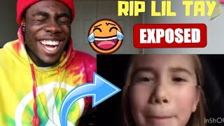 RIP LIL TAY by  PewDiePie REACTION!!!