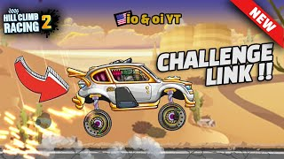 Hill Climb Racing 2 New Luxury Rally Gameplay - With Challenge Link