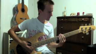 Flo Rida - Whistle - Bass Cover