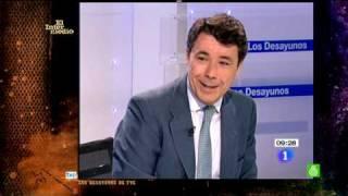 Ignacio Gonzalez del PP no pone la mano en el fuego x nadie del PP