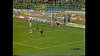 1990/91, Serie A, Pisa - Parma 0-2 (09)