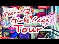 Dollar Store Rat Cage Tour - Girls | February 2016