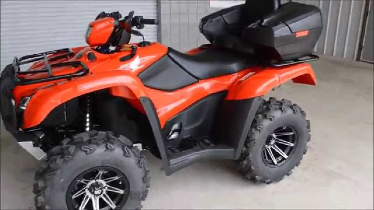 Used 2013 Honda Foreman 500 Atv For Sale Chattanooga Tn Ga Al