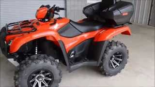Used 2013 Honda Foreman 500 ATV For Sale / Chattanooga TN - GA AL Area / TRX500FM