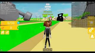 Roblox Lifting sim (Sorry for short)