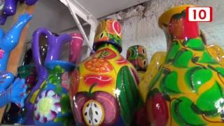 Despunta venta de artesanía Mexicana