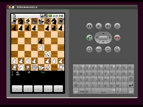 Auto Rotation in Chess for Android
