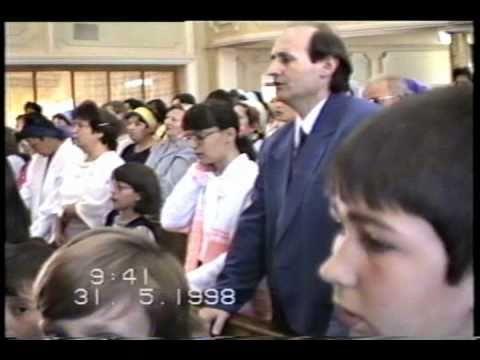 Vocea Lui se aude Tinerii Harul la Biserica Speranta Cluj from YouTube · Duration:  4 minutes 42 seconds