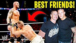 10 WWE Wrestlers Who Are BEST FRIENDS in Real Life!