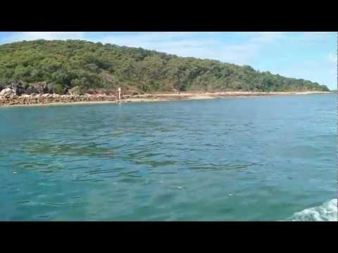 Cruising the Queensland Coast - Pancake Creek