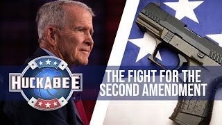 What Will Happen If We LOSE The Second AMENDMENT: LTC Oliver North | Huckabee