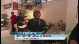 Inside Joran Van der Sloot's Cell