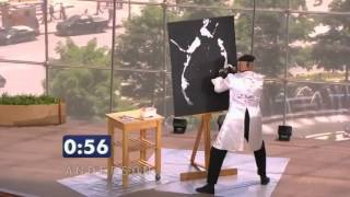 Piktori ma i Shpejt ne Bote