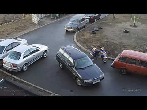 Women Driving Fail and accidents, Woman Car Crashes Compilation# 6