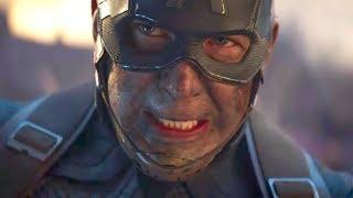 Странное объяснение режиссёров, как Танос смог сломать щит Капитана