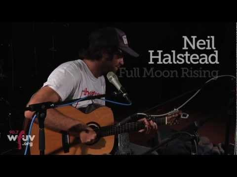 "Neil Halstead - ""Full Moon Rising"" (Live at WFUV)"