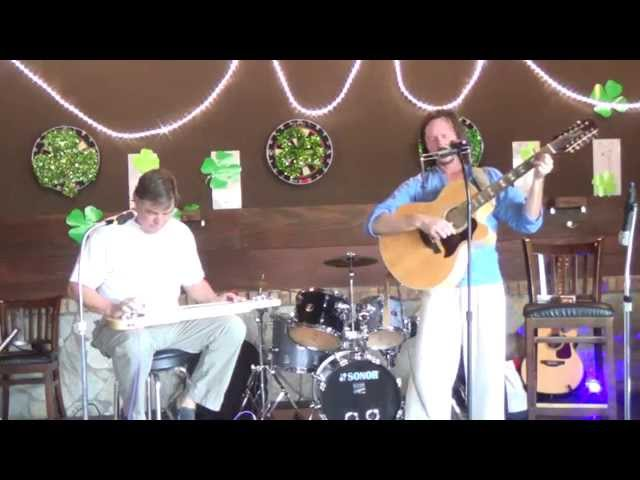Live at Hooley's with Conrad Sansbury of Sunshine Habit