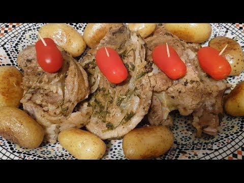 viande-à-la-vapeur-à-la-marocaine-لحم-مبخر