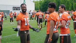 Kenny Britt on his journey to Cleveland