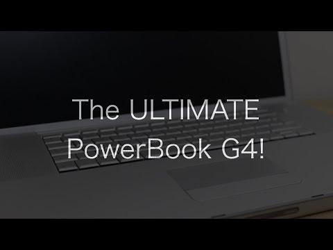 "The ULTIMATE 17"" PowerBook G4! | The PowerPC Hub"