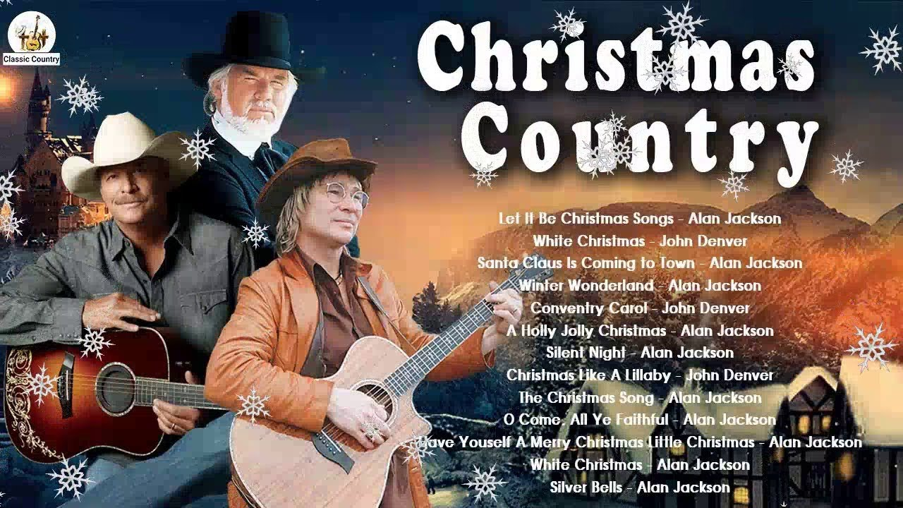 Best Classic Country Christmas Songs Ever - Christmas ...