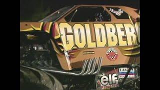 Goldberg vs Wrenchhead com Monster Jam World Finals Racing Semi Finals 2000