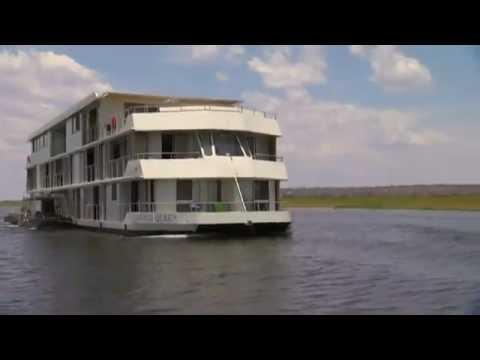 The Zambezi Queen - The New African Safari