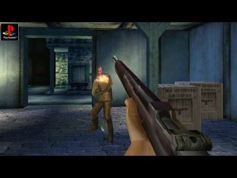Medal of Honor - Gameplay PSX / PS1 / PS One / HD 720P (Epsxe)
