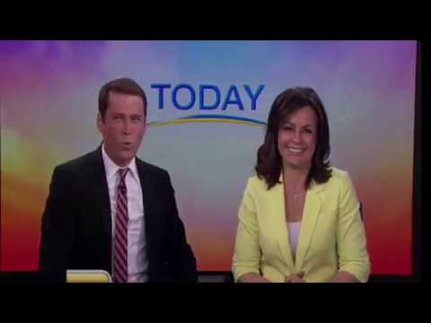 Hilarious Awkward Segment On Live Australian TV