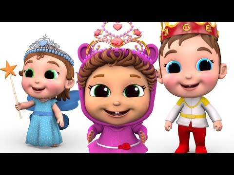 Little Princess Song | Learn about Friendship