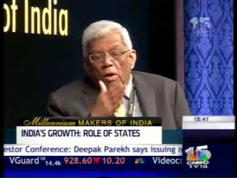 Mr. Deepak Parekh in conversation with Mr. Uday Kotak - Feb 9, 2015