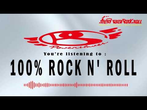 Lagu 100% ROCK N' ROLL