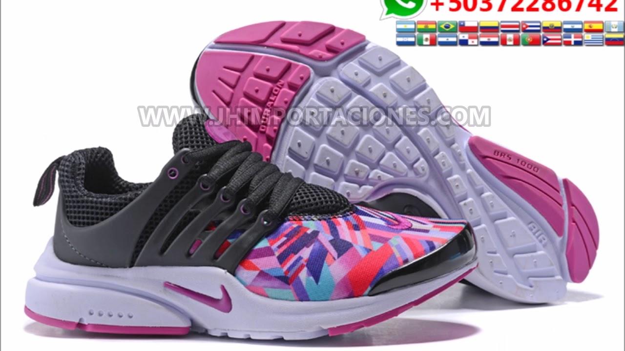 47f9455174 Nike Air Presto 2017 Alta Calidad 1:1 Made in China - YouTube