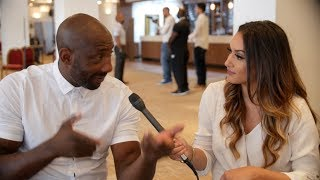 HILARIOUS! JOHNNY NELSON TRIES TO TEACH MJP YORKSHIRE SLANG, ENDS UP SOUNDING CHINESE!