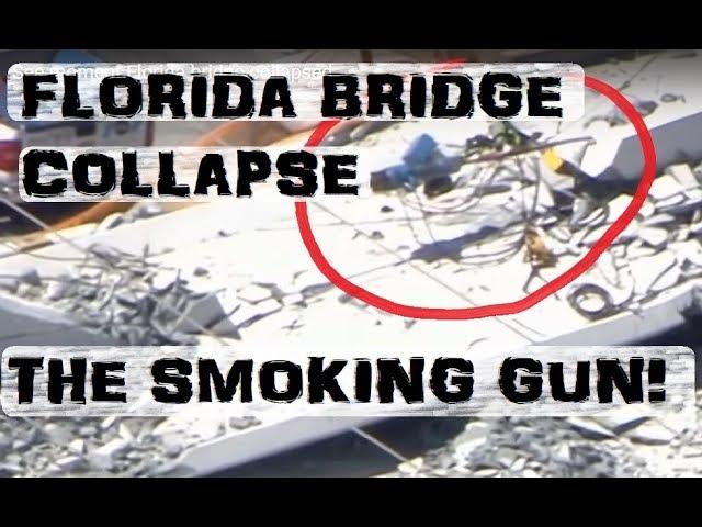 Post Tension Failure Florida Bridge Collapse   Engineering EXPLAINED!